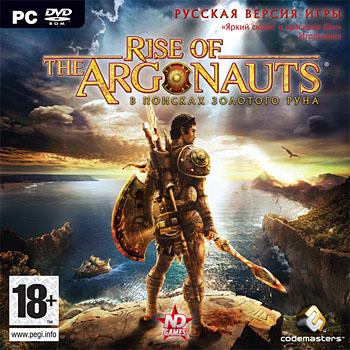 Rise of the Argonauts / Rise of the Argonauts. В поисках золотого руна [L] [RUS / RUS] (2008) [Новый Диск]