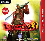 Лучшие игры. Devil May Cry 3 Dante's Awakening PC-DVD (Jewel)