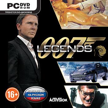 James Bond 007 Legends Коды