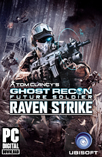 Ghost Recon Future Soldier. Дополнение Raven Strike. Электронная версия