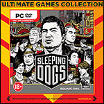 Ultimate Games. Sleeping Dogs. Standard Edition (русская версия) (Jewel)