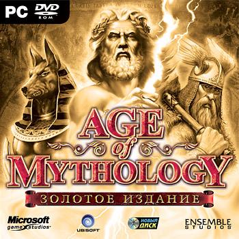 скачать игру age of mythology золотое издание