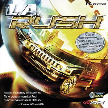 La Rush скачать через торрент - фото 3
