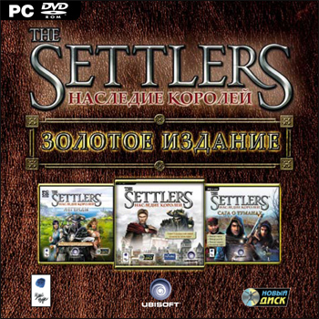 The Settlers: �������� ������� - ������� ������� (2007) PC
