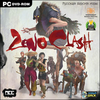 Zeno Clash: Ultimate Edition (Repack лицензии / Новый Диск / 2009)
