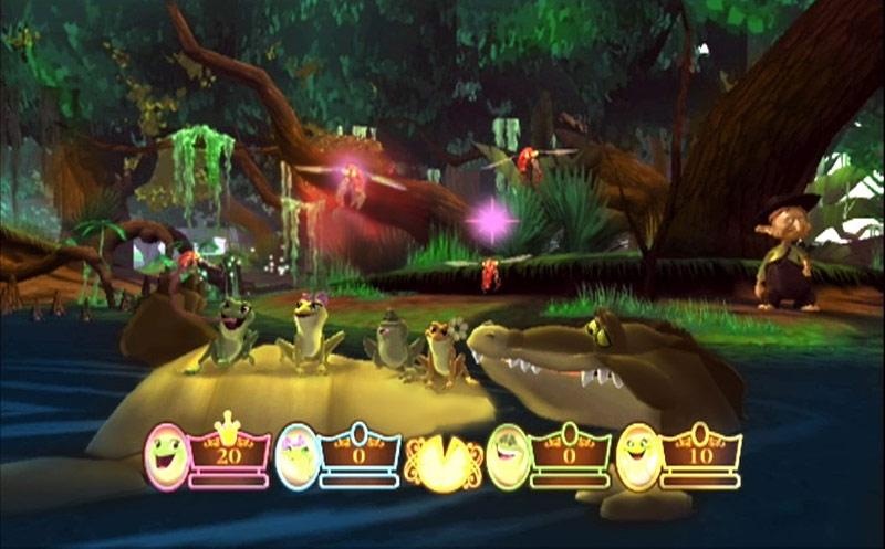 Как Скачать Принцесса И Лягушка Игру Видео - фото 5
