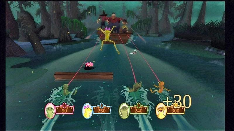 принцесса и лягушка 2 играть