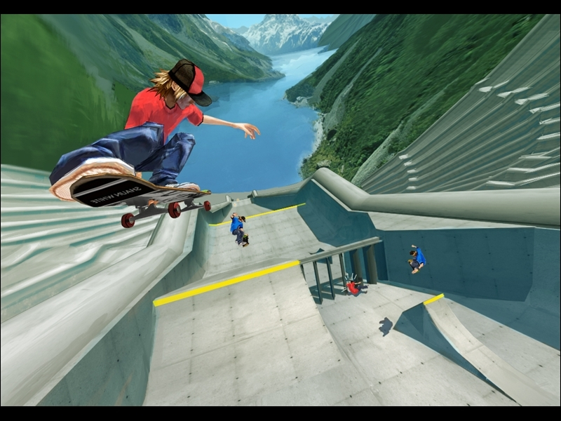 Скачать игру со скейтом на пк