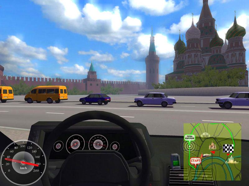 скачать игру симулятор вождения виртуальный водитель бесплатно