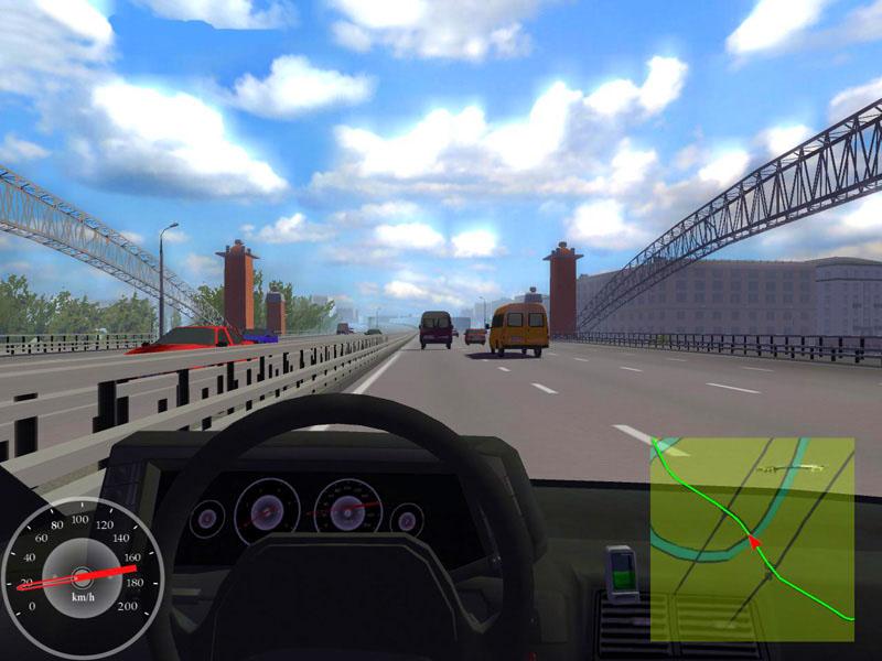 скачать игры симулятор водителя