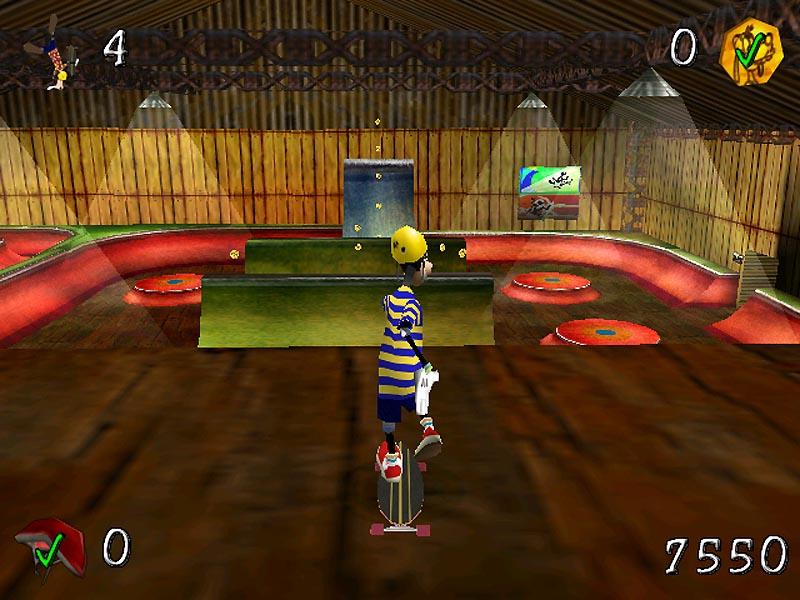 Скачать игру на компьютер скейтборд