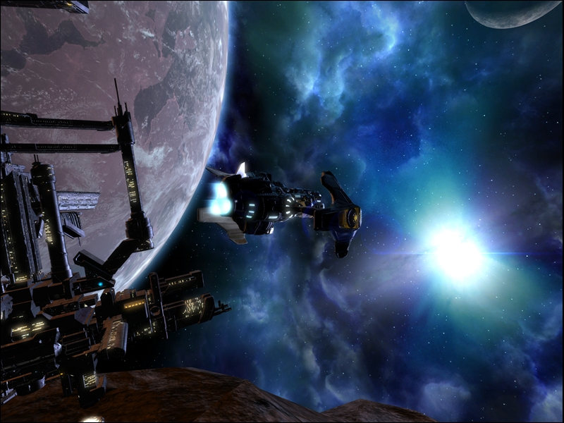 X3 terran conflict - patch 20 aldrin missions trailer