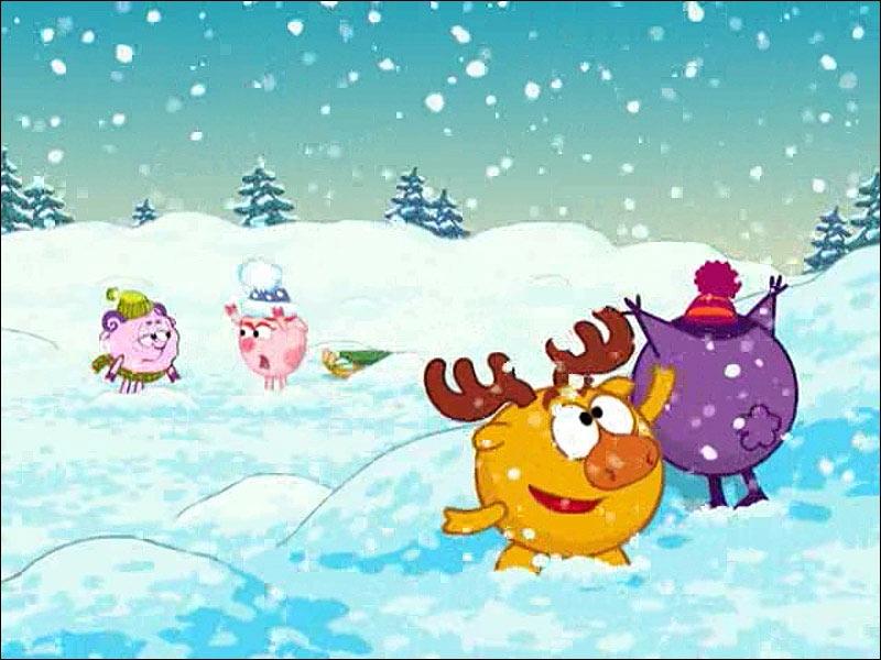 нужный смешарики зимой смешарики картинки говорили начале
