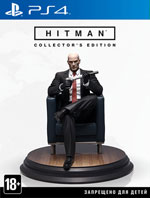 HITMAN. Digital Collector's Edition (PS4)