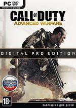 Call of Duty: Advanced Warfare. Digital pro edition. Электронная версия